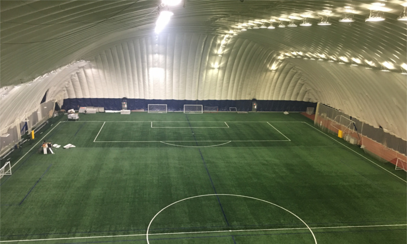 Pickering Indoor Soccer Field